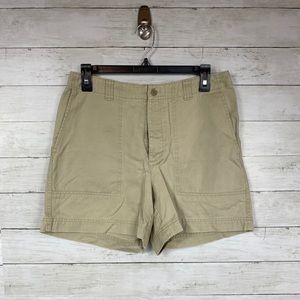 GAP Tan Khaki Shorts